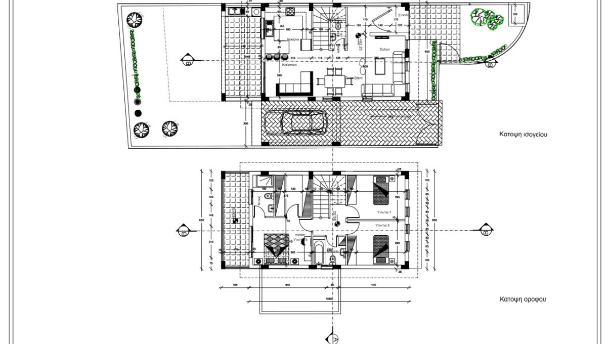 Erimi 2 House 11 Sale Plans