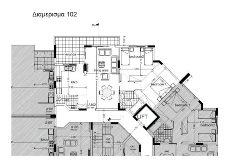 apartment 102 plan