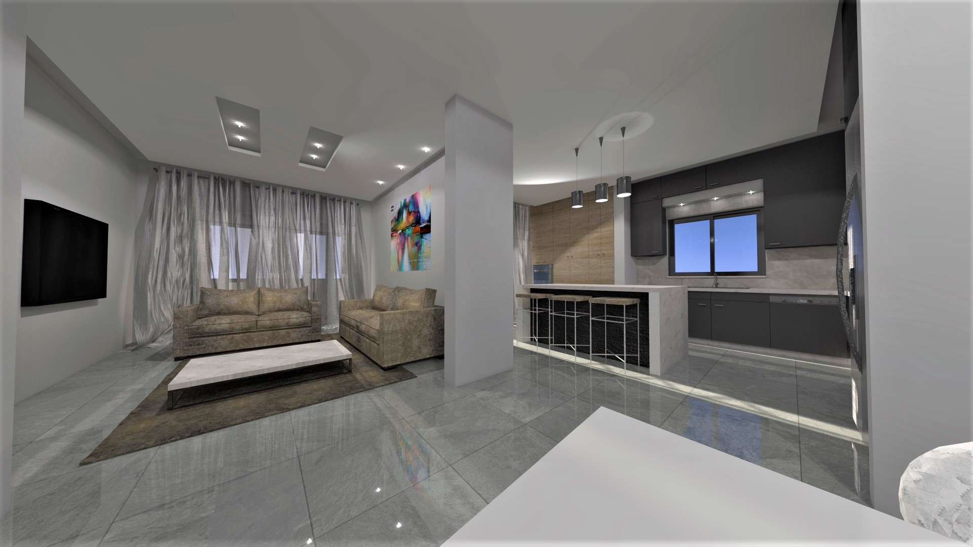 Chanet Building Apartment 301